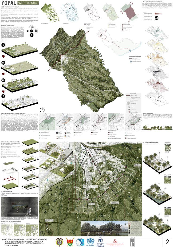 Galería - Primer Lugar en concurso internacional universitario de hábitat CONVIVE VIII / Colombia - 35                                                                                                                                                                                 Más
