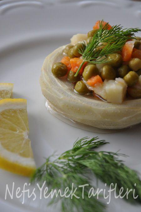 Zeytinyağlı Enginar Dolması – Nefis Yemek Tarifleri