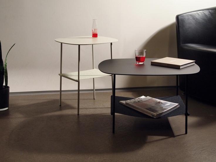 Layers Table van Pulpo. Verkrijgbaar bij Designjunky.  www.designjunky.nl