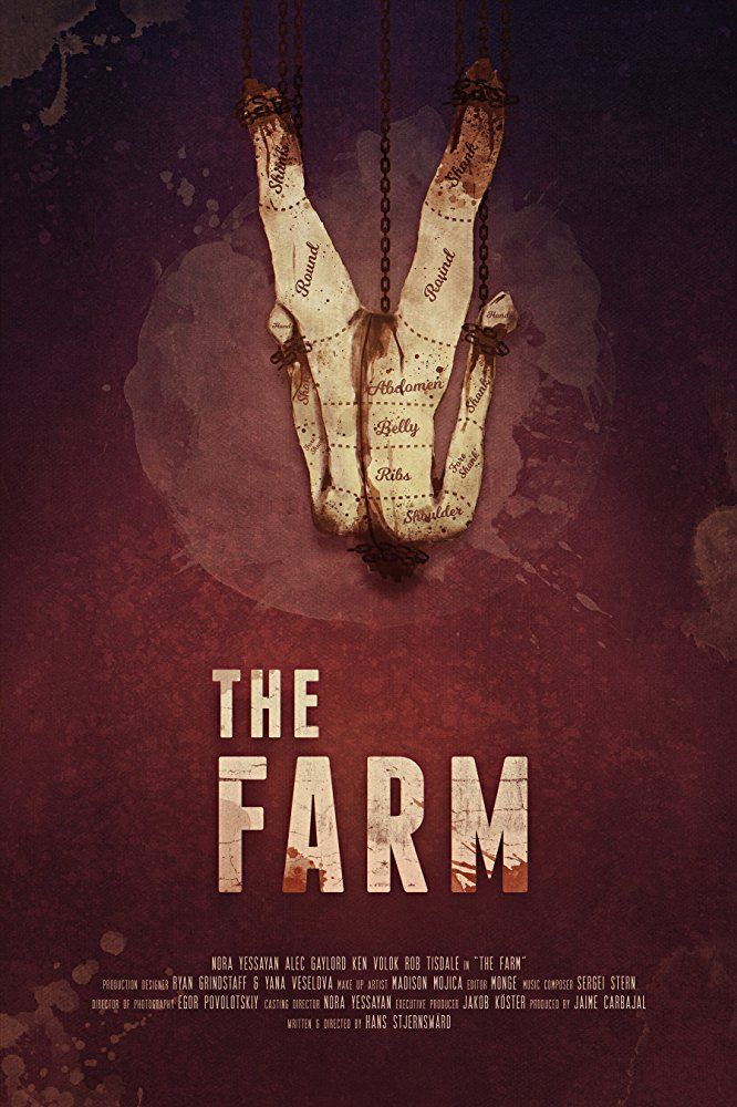 The Farm (2018) | Horror Movie Posters in 2019 | Terror