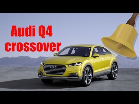 Cool Audi 2017: Audi Q4 crossover...  autos Check more at http://carsboard.pro/2017/2017/04/22/audi-2017-audi-q4-crossover-autos/