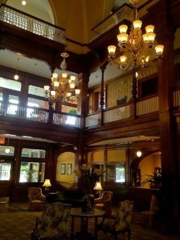 Haunted Georgia Windsor Hotel Is Located In Americus Ga This Was