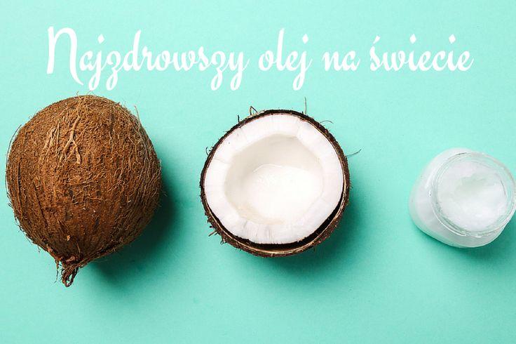 Uznawany za najzdrowszy olej na świecie. Uniwersalny, naturalny i zdrowy. Warto mieć słoik oleju kokosowego w domu – przyda się nie tylko w kuchni. Oto cztery najlepsze zastosowania.