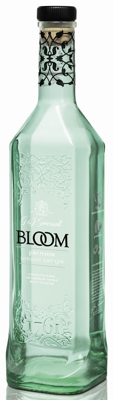 BLOOM Premium Gin – BLOOM is a delicate floral Premium London Dry Gin, enriched by the natural botanicals of chamomile, pomelo and honeysuckle, to create a distinctive taste.