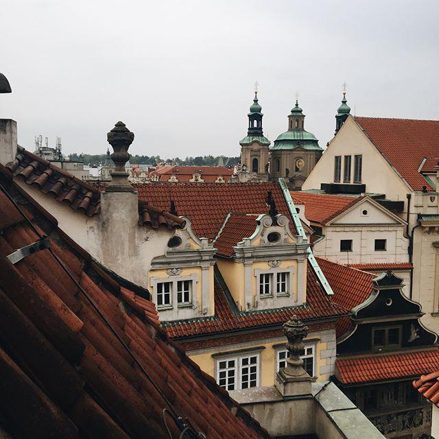 Praha, April 2017 #arinalenatrip