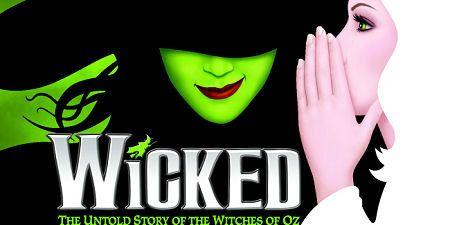 Broadway in Cincinnati's Wicked Tickets on sale now!