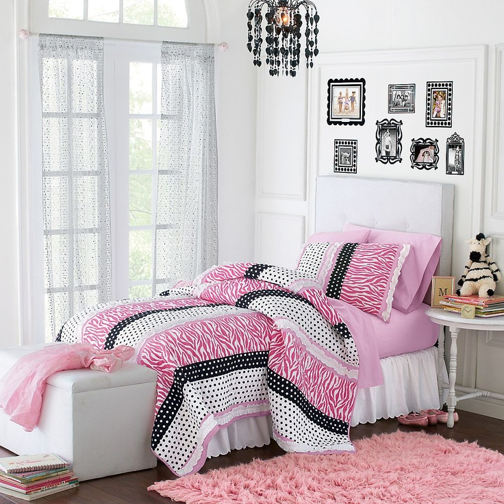 15 Best A Pink Eiffel Tower/Zebra Room Images On Pinterest