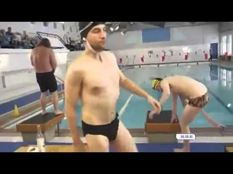 Gara di nuoto in Estonia | Sbellication - YouTube