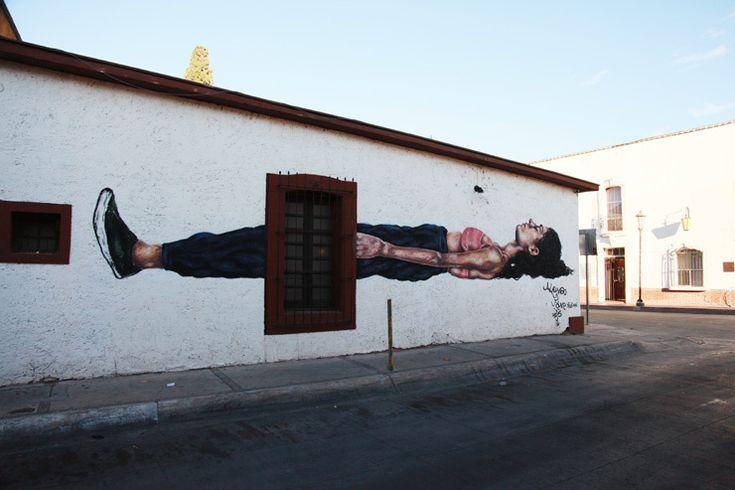 Chihuahua, un desierto mexicano donde florece el arte urbano
