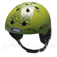 Casco snow Nutcase Classic Helmet Tatoo Olive
