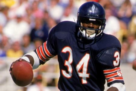 Ranking the 10 Best NFL Running Backs of All Time