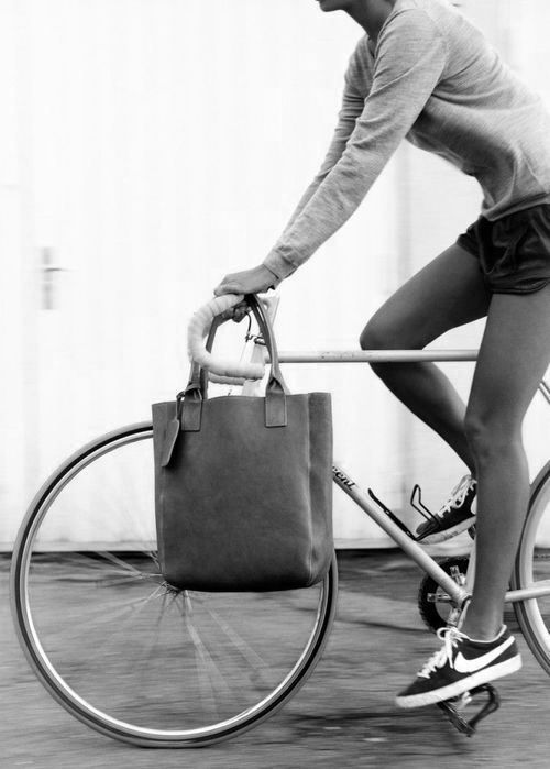 cycling comes along with sexiness ;)