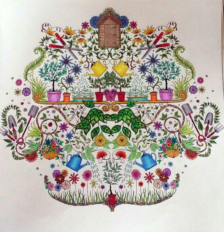 Prismacolor Scholar Metallic Pencils Secret Garden By Johanna Basford