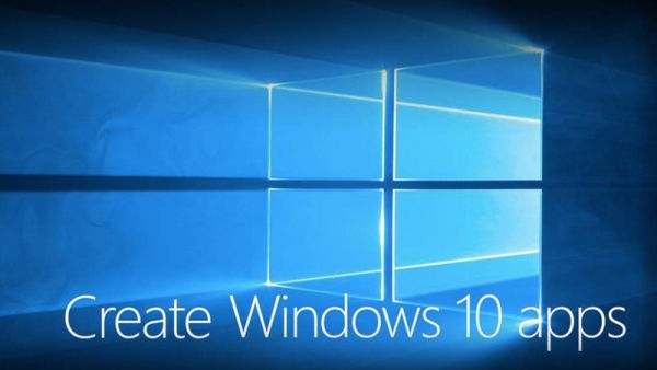 Know How to Create #Window10 #Apps without #Code