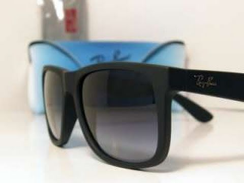 Best Ray Ban RB4165 Justin 601 8G Sunglasses   VisionDirect Reviews