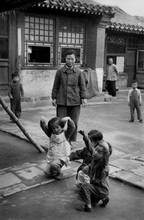 Magnum Photos -  Henri Cartier-Bresson // CHINA. Beijing. 1958.