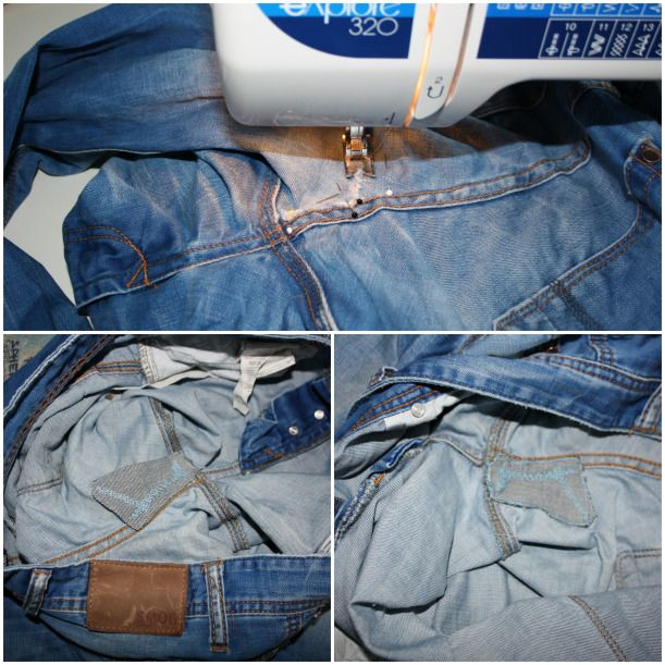 Jeanshosenreparatur2