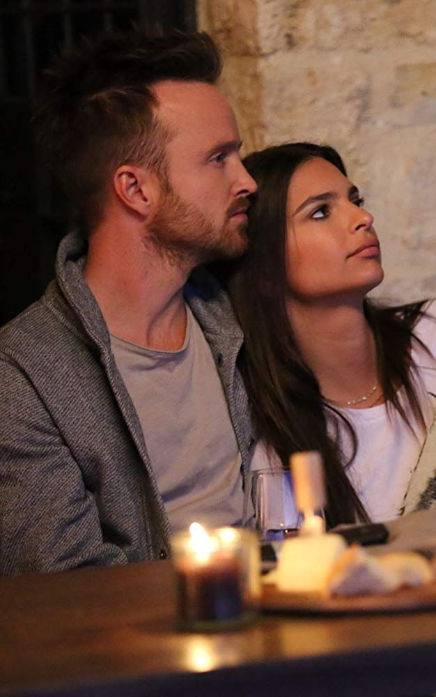 Always Welcome On The Big Screen Aaron Paul Is Back With Welcome