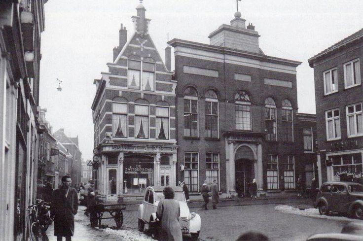 Hoek Pelikaanstraat-Haarlemmerstraat