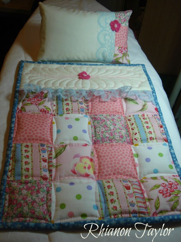 Making Quilt Baby Clothes