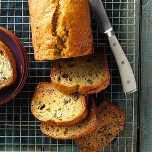 Orange Banana Nut Bread Recipe -I like this recipe because the orange juice gives the nut bread such a unique flavor and also makes it moist.