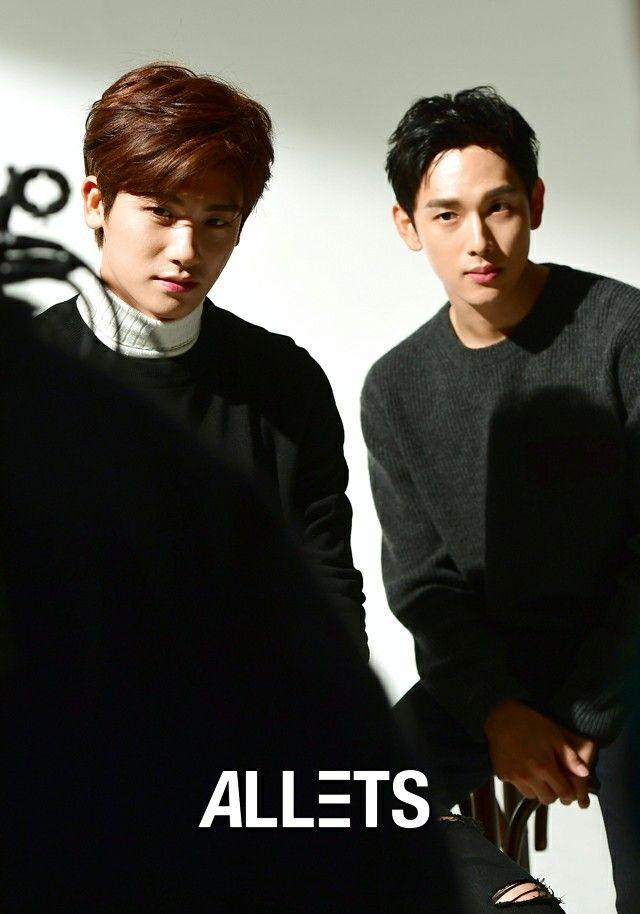 Park Hyung Sik & Im Siwan