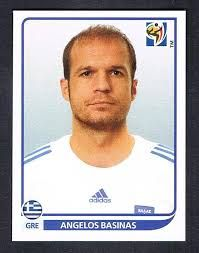 Image result for 2010 panini greece basinas