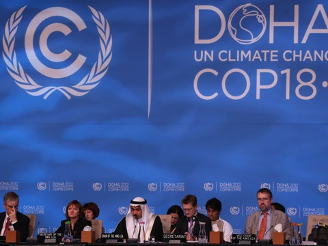 doha climate change negotiations Of equity and cbdr in the climate change negotiations • with support of india,  the green climate fund was also established cop 18 (doha.