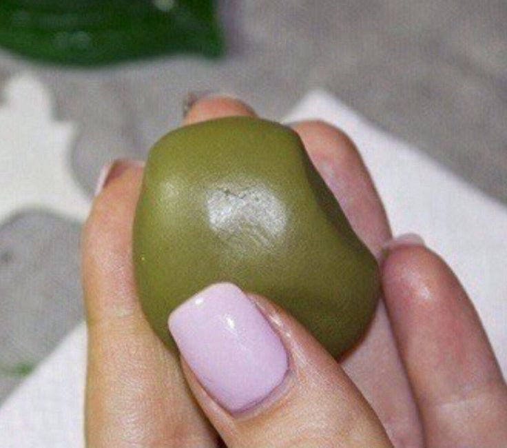 Как сделать зелёный цвет с оливковым оттенком