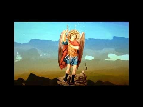 ☦Защитная молитва от врагов Архангелу Михаилу ☦ - YouTube