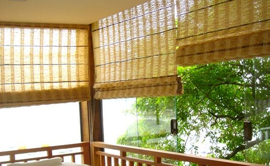 cortina rustica