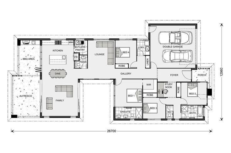 Stillwater 264 - Element, Home Designs in Brisbane North & Bayside   G.J. Gardner Homes