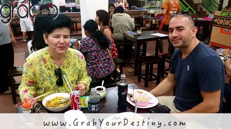 Visiting With Friends In Chiang Mai, Thailand… #Travel #Temples #GrabYourDestiny #SpendingTimeWithFriends #MuayThaiSchool #ShoppingWithFriends #ChiangMai #Thailand  www.GrabYourDestiny.com