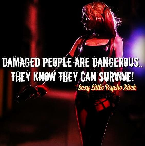 15 Best Images About Harley Quinn Quotes On Pinterest