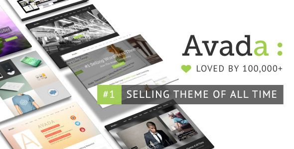 .                                                                                                 Avada is the ultimate multi-purpose WordPress theme. It is clean, super flexible, responsive, inc...