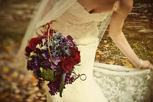 Purple and Red Wildflower Bouquet: Wildflowers Wedding, Colors Flowers Bridesmaids, Wedding Ideas, Weddings, Wildflower Bouquet, Wedding Flowers, Dream Wedding, Wildflower Wedding Bouquets, Photo