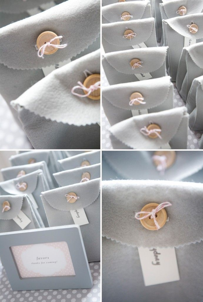beautiful party ideas, especially love the favor bags! #party