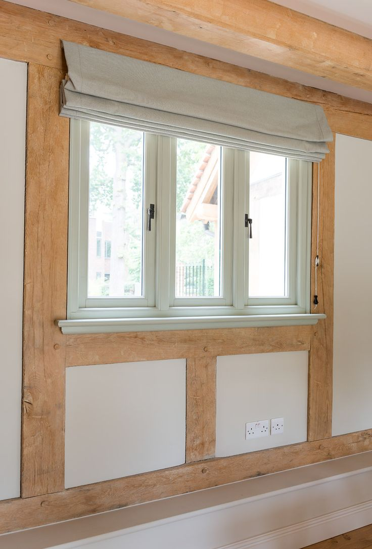 Border Oak internal oak framing