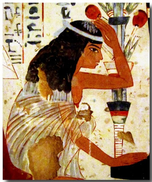 Ancient Egyptian Art | Women in Ancient Egyptian Art 002 | Flickr - Photo Sharing!