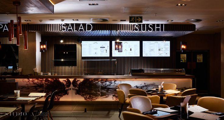 Studio A Signature Projects / Johannesburg, South Africa. Fuel Bistro / Bar & Restaurant Design