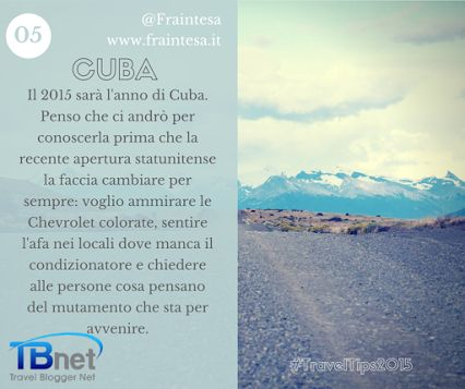 #traveltips2015 è #Cuba - Google+ Di Francesca Barbieri