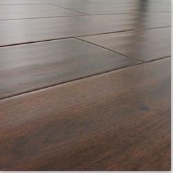 BuildDirect: Brown Engineered Hardwood Flooring - Walnut Random Length
