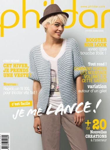 Phildar Hiver 2008-2009 - Ann Anna - Picasa Webalbumok