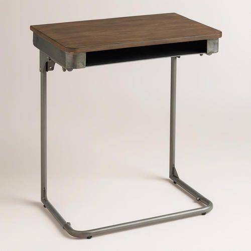 School Desk Laptop Table | World Market
