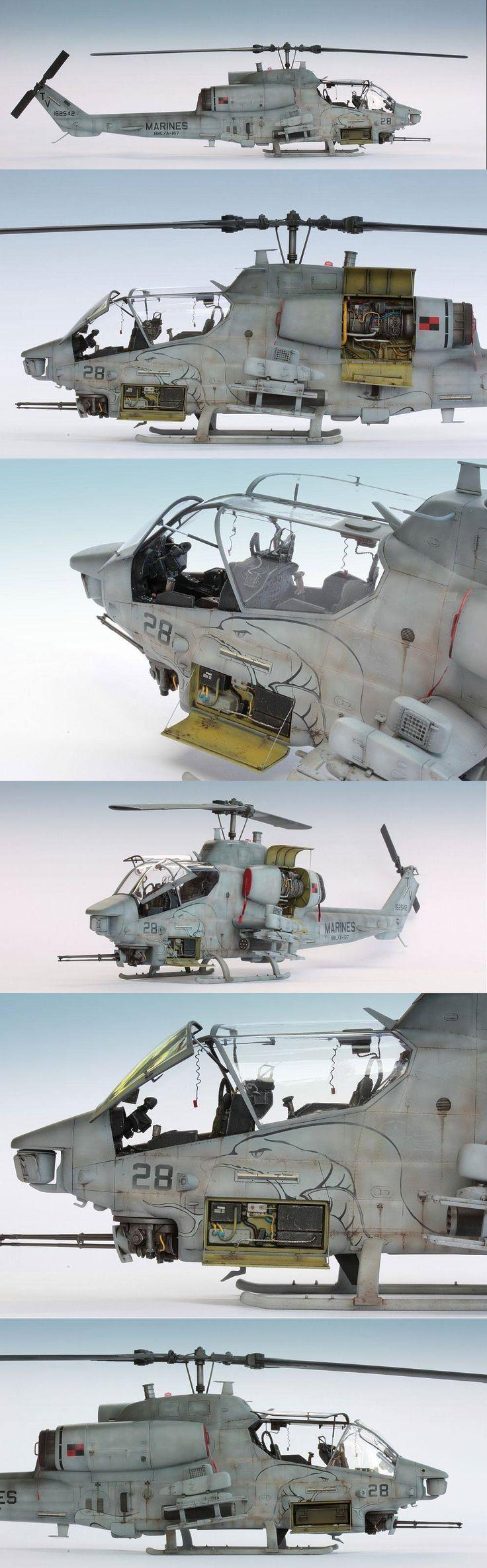 AH-1Z Viper   1:35 scale
