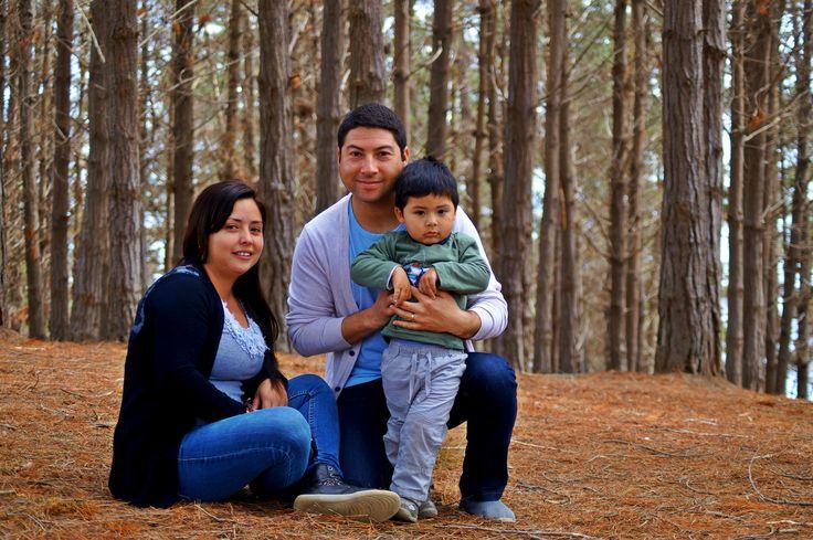 Family Portrait #wood
