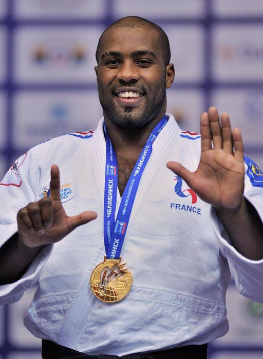 Rétro 2014 : les Français(es) de l'année [Photos] Teddy Riner, 25 ans JUDO  Son année 2014 : Champion du Monde (son 7e titre) Champion d'Europe Médaillé de bronze au championnats d'Europe par équipes Champion de France