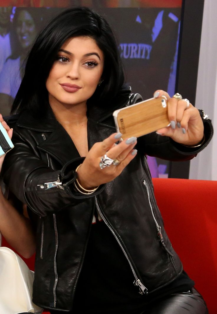 I love Kylie Jenner. she is so fearless and make's me fill like I can wear anything. love her style;)