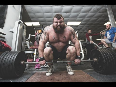 Eddie Hall's battle to become World's Strongest Man 2015 - behind the scenes - YouTube