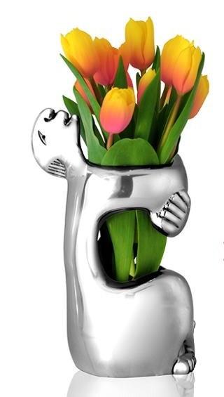 Carrol Boyes Vase - Embrace http://www.carrolboyes.co.uk/CaRRoL-BoYeS-VASE-EMBRACE-XVS-EM/